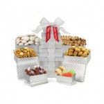 Sunsational Shimmering Sweets and Snacks Gourmet Tower